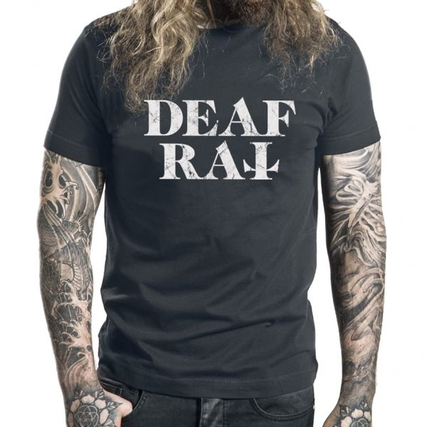 Deaf Rat official merchandise