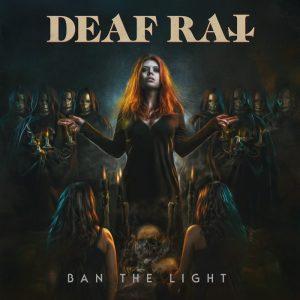 Deaf Rat album Ban The Light Merchandise