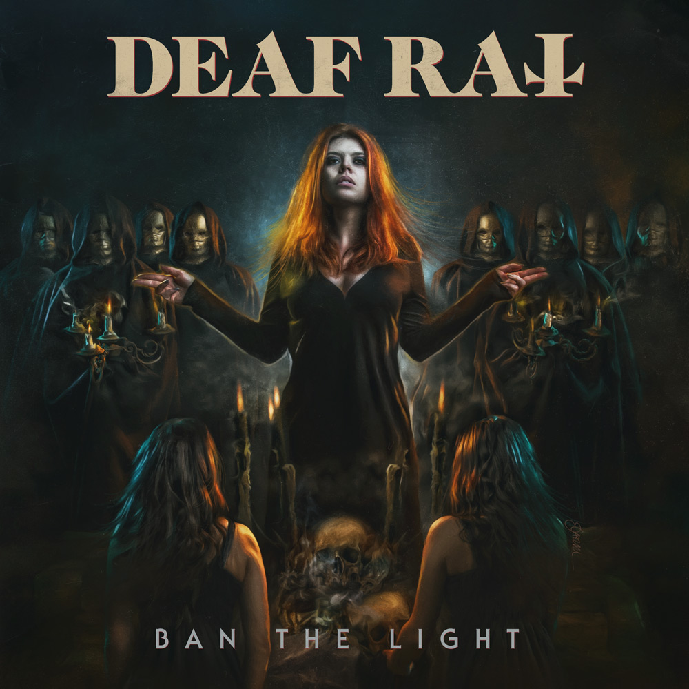Deaf Rat album Ban The Light Merchandise