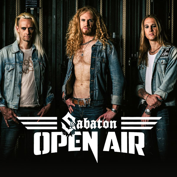DEAF RAT is confirmed to perform at Sabaton Open Air