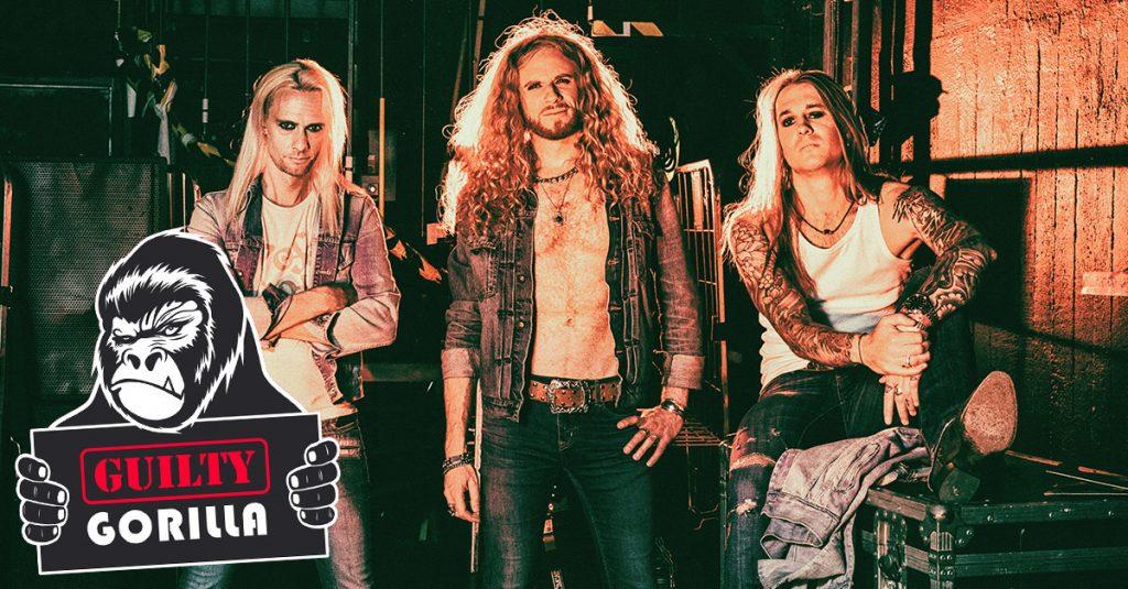 Swedish Hard Rock band DEAF RAT signs deal with Netherlands based management